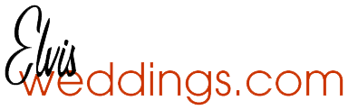 Elvis Weddings Logo